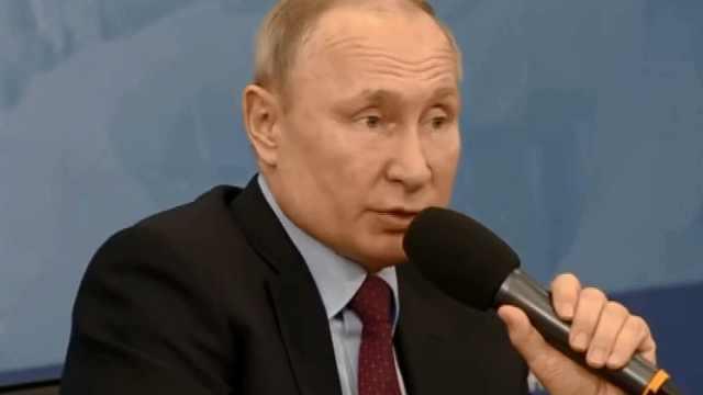 普京:俄罗斯将尽力帮助中国抗疫
