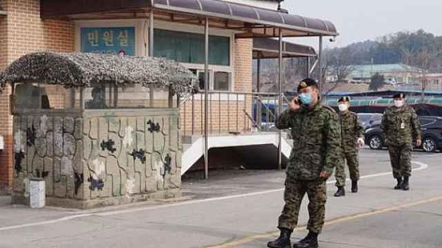 韩新增161例新冠肺炎,11名士兵确诊