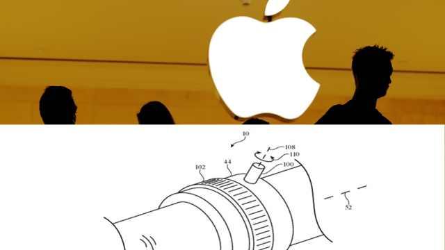 苹果申请智能指环专利,可覆盖手指