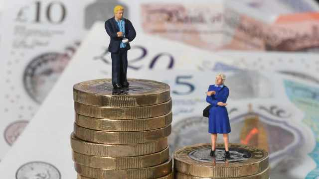 报告称英国女性每年免费工作两个月