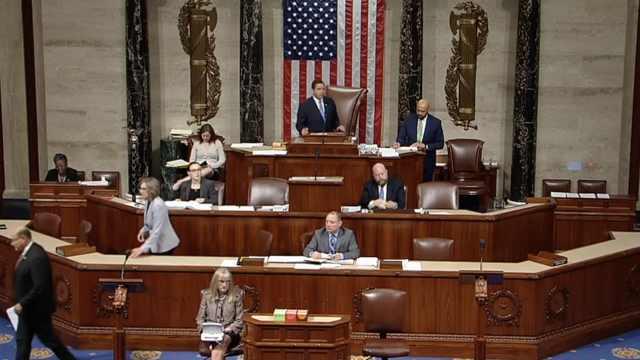 美参议院通过83亿美元抗疫支出法案