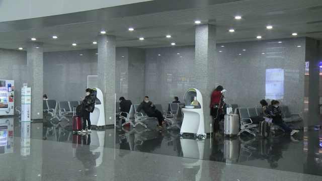 张家界机场恢复航班:1航班仅10余人