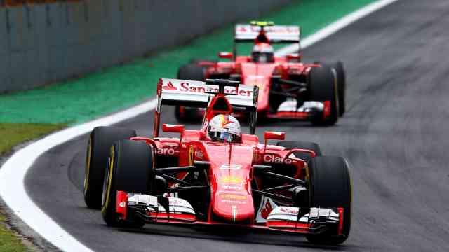 三名F1工作人员发烧 已自我隔离