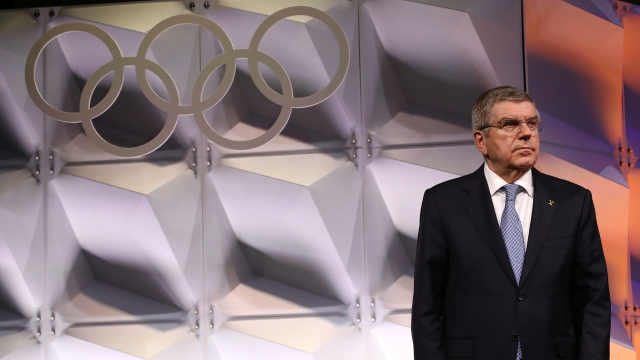 3月初致信运动员后首次!巴赫表示东京奥运存在其他可能
