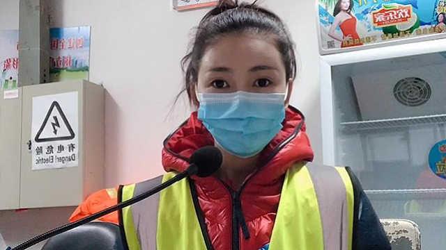 新冠肺炎疫情下的武汉志愿者视频工作记录