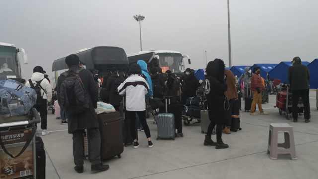 内蒙古新增8例境外输入疑似病例,均乘同一航班抵达呼和浩特