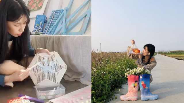 疫情被困老家,90后女孩乡村在线办公:暂不打算回城市