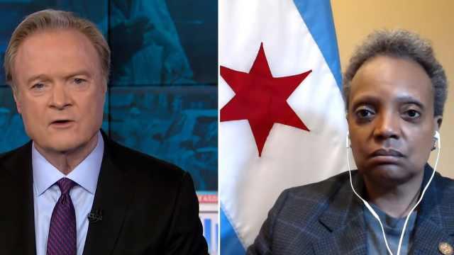 芝加哥市长:非裔美国人新冠死亡率高出七倍