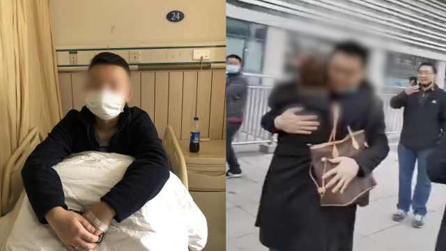 母亲想割肝救子发现儿子被错换28年,接生医院:正调查