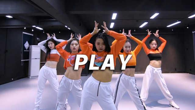 音音cover青你2舞台《Play》