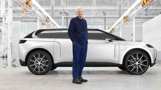 戴森首次披露电动车原型:解释为何砸烧5亿英镑放弃:造价高