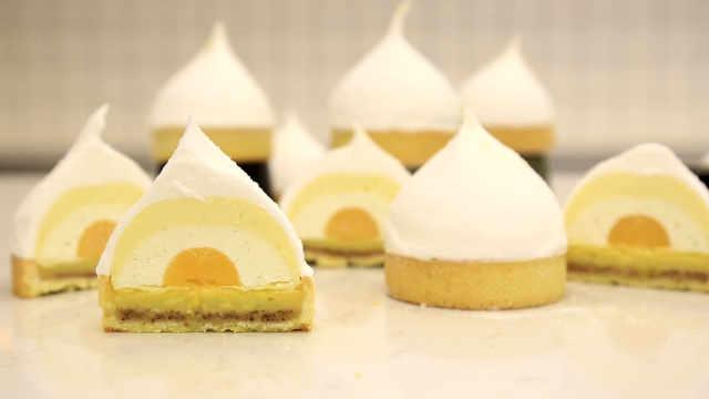 柠檬棉花糖塔(上集):童话般气质,套娃式结构