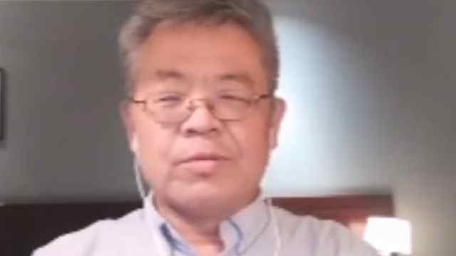 """小水滴跑两会""""云访谈""""   视频连线全国政协委员谷树忠"""