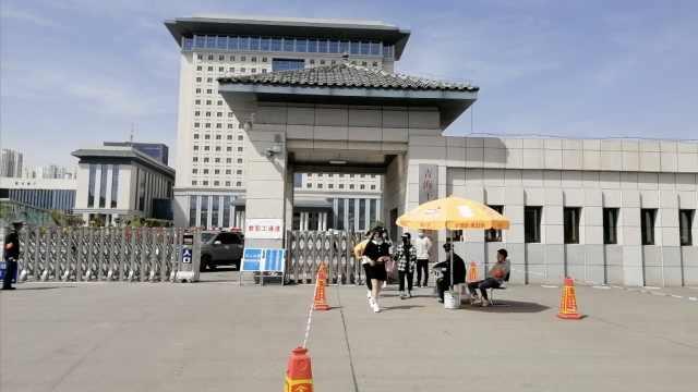 青海一高校解封两日,学生允许出校门:激动如过年