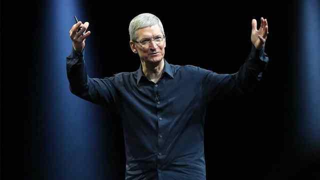 库克谈苹果首次线上开发者大会:会给大家带来惊喜
