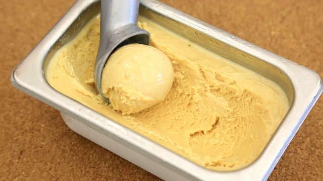 法式海盐焦糖冰淇淋: 防暑降温,必备甜品