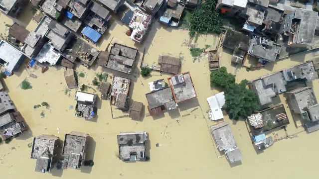 高温洪涝蝗灾!国际气象组织专家解读:为何今年异常气候多?