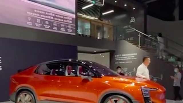 造车新势力大洗牌,7月成都车展现场,仅剩5家新能源车企参展