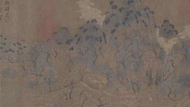 听十三姨聊名画,京城豪华别墅换一幅画,你愿意吗?