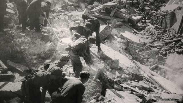 唐山大地震44年|废墟上重建家园,亲历者:再遇余震不慌张