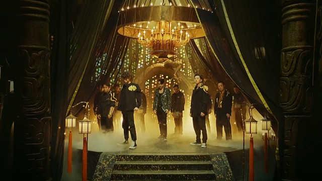 张艺兴 《这!就是街舞第三季》队长舞蹈秀,莲龙炸场