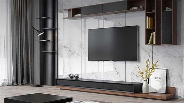 电视机挂墙上好还是放电视柜上好?原来区别这么大!