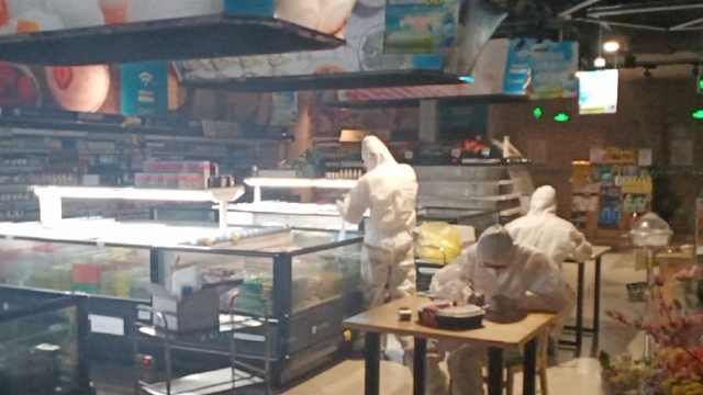 深圳盒马员工讲述停业当天经历:全员核酸检测,紧急隔离