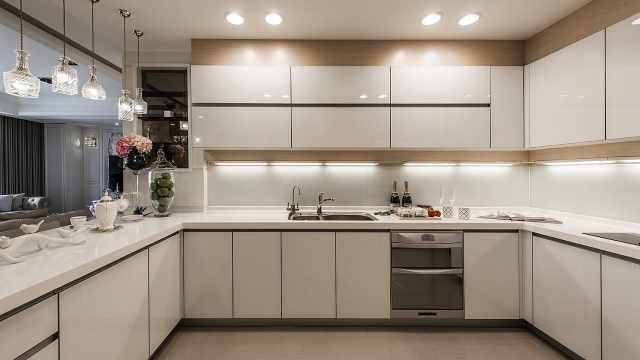 你家还在瞎买橱柜?可快停手吧!2020年厨房已经流行这样装了