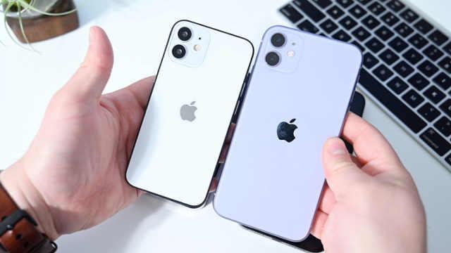 """iPhone12命名曝光:Pro系不变,首次使用""""mini""""名称"""