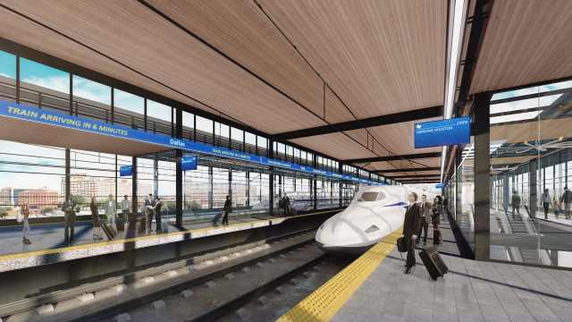 美国批准首条高铁线路:总成本200亿美元,预计2027年通车