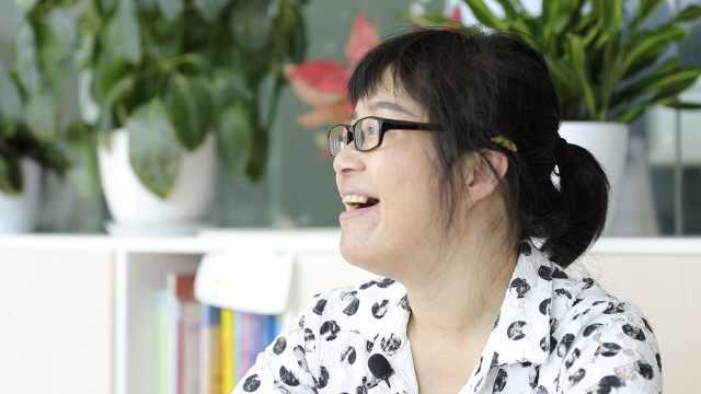 专访余秀华②:我本来是相信爱情的