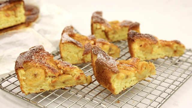 德式酵母蛋糕:酵母蛋糕?不如叫西式发糕
