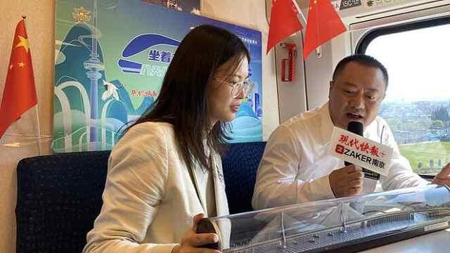 超燃直播!迷你沪苏通大桥登上沪苏通高铁