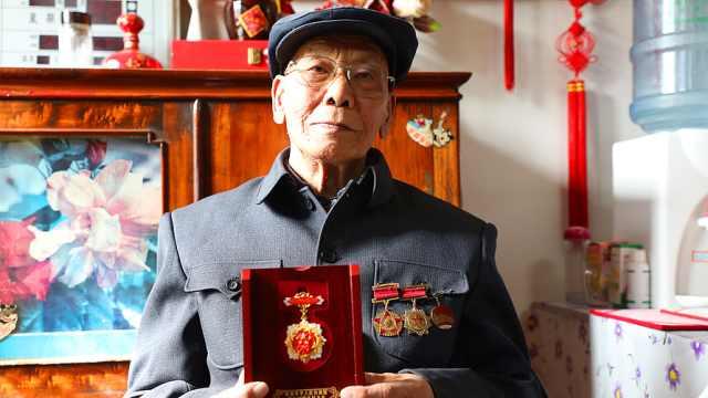 92岁抗美援朝老兵忆指挥部遭敌轰炸细节