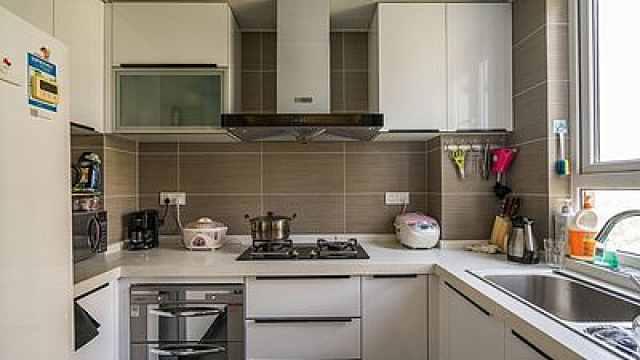 这才是最适合中国人的厨房布局,你家的只能叫灶台!