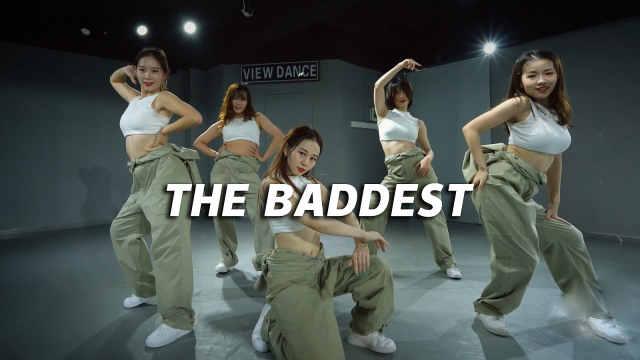 苗苗 cover K/DA女团《THE BADDEST》,又飒又美