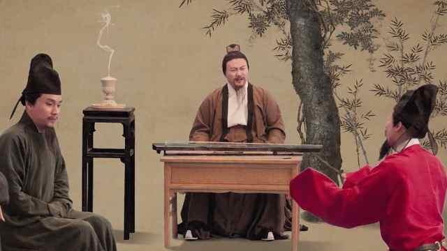 """网络纪录片《此画怎讲》:让名画""""复活""""的玩法"""