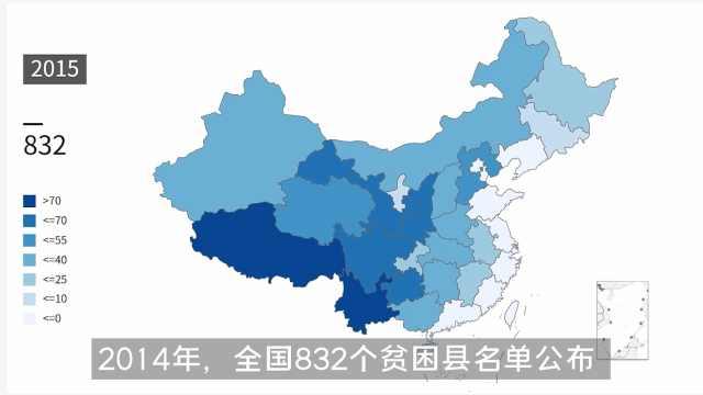 脱贫攻坚5年数据!中国已消除绝对贫困,贫困县成为历史!