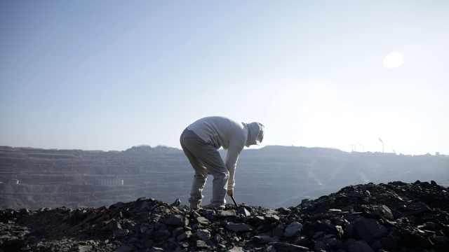 抚顺琥珀竟都来自这座废弃煤矿,传说中血珀