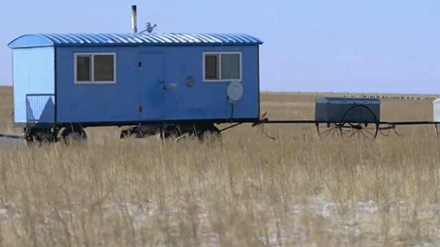 游牧民族定居生活:牛羊成群的草原人民,如何度过漫长冬天?