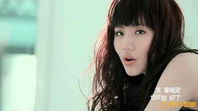 刘惜君经典成名曲 ——《怎么唱情歌》:我们唱到眼睛都红了