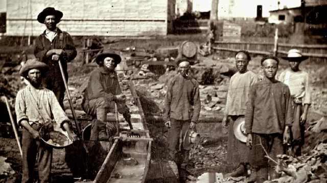 美国华裔遭种族歧视史①:华人证词曾不可作为法庭证据