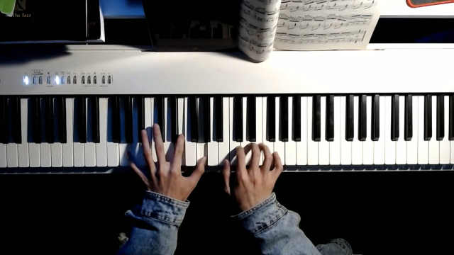 Oh baby 你就是我的《唯一》王力宏经典歌曲,钢琴弹唱教学