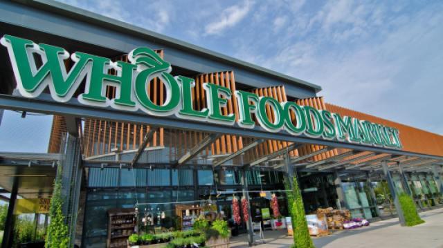 阿里蔡崇信谈亚马逊收购全食超市