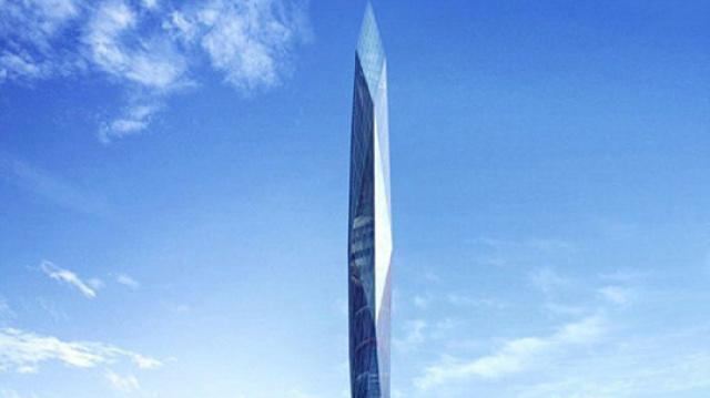世界第一座会隐形的摩天大楼在韩国