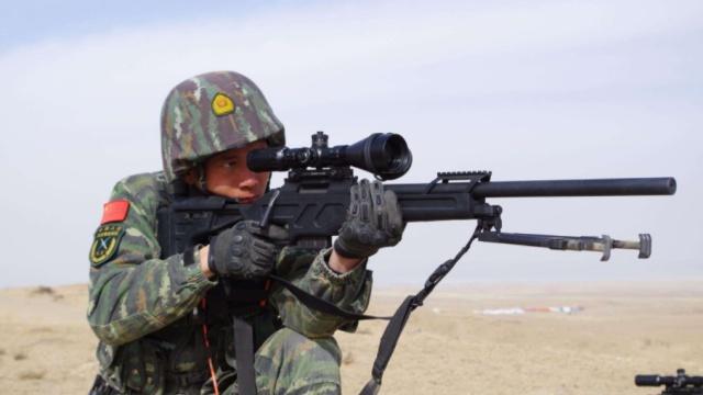【武器排行榜2017】狙击步枪排行榜