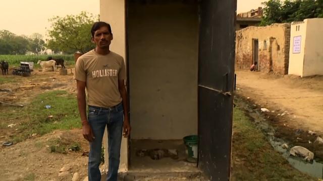 为啥印度丈母娘挑女婿最看重厕所?