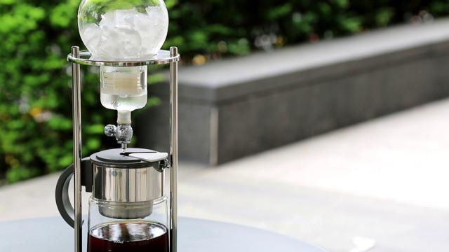 冰滴咖啡,高冷神器的平凡之路