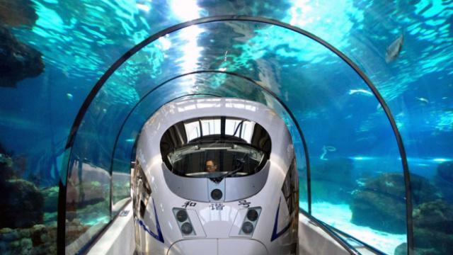 中国建海底高铁,时速高达1000公里