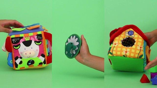 玩具:面料柔软的玩具介绍